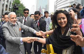 Glimpses from Modi's visit to South Korea