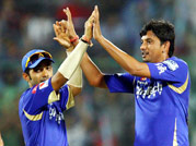 IPL 6: Brad Hodge powers Rajasthan Royals to 4-wicket win over SRH