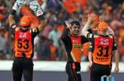 IPL 2017, Day 5: SRH, MI regiester victories