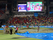 IPL 6: Rain delays Bangalore's must win clash against Chennai