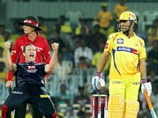 IPL 6: Chennai Super Kings beat Delhi Daredevils by 33 runs