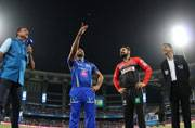 MI thrash RCB by 6 wickets to register second win in IPL 9