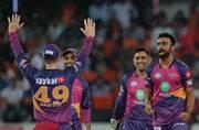 IPL 2017: Pune beat Hyderabad to go second, Mumbai hammer Delhi to qualify for playoffs