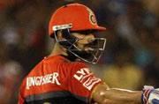 Virat Kohli fires Royal Challengers Bangalore into IPL 2016 playoffs