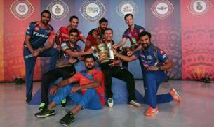 IPL captains (BCCI Photo)