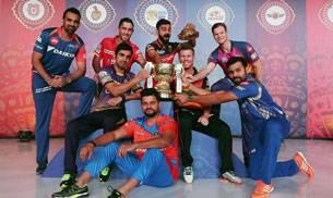 IPL 10 captains