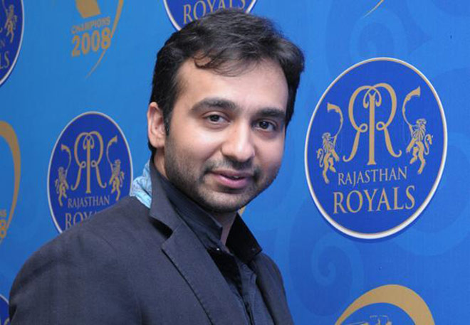If any wrongdoing is established, I'll forfeit my share in Rajasthan Royals: Kundra