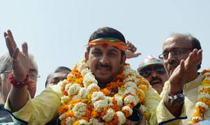 MCD election 2017 results: Will renew Delhi politics with positivity, says Manoj Tiwari