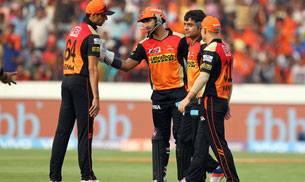 Rashid Khan celebrates a wicket (BCCI Photo)